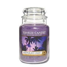 Midnight Oasis - What's New - Yankee Candle