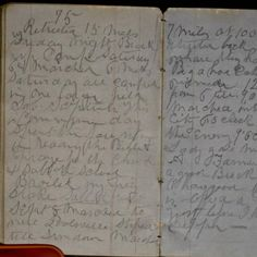 Civil War Diary of Sherman H. Lincoln from the Archives of Michigan
