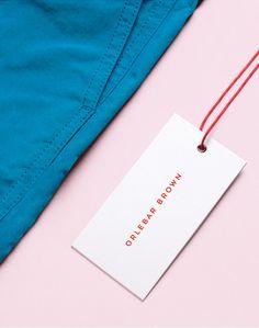 Hingston Studio – Orlebar Brown brand identity