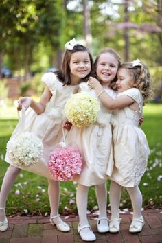 Beyond the basket – 18 ideas for accessorises that flowergirls can carry down the aisle