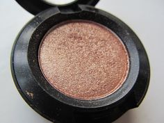 MAC - Honey Lust. Must have for blue or green eyes!