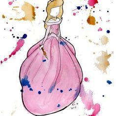 "Aurora, by Brianna ""Bri Pi"" Crozier."