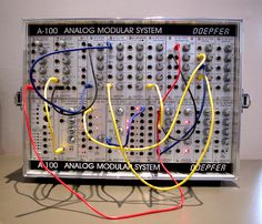 A100 Analog Modular System by Doepfer