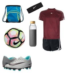 """""""Soccer practice"""" by gracie999 on Polyvore featuring NIKE, Puma and Soma"""