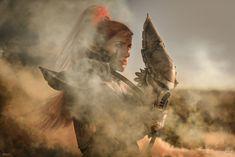 Howling Banshee - Behind the mask by Narga-Lifestream on DeviantArt