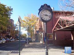 Fall in downtown #Flagstaff, Arizona.