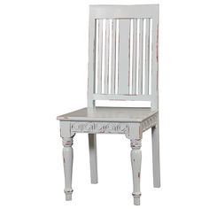 Roosevelt Dining Chair - Sky Blue
