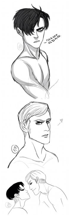 Eruri   Don't really ship it. But I like the dynamic between them.