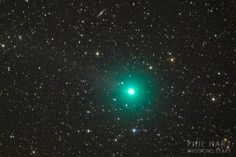 You won't need fancy equipment to watch a dazzling space rock soar across the night sky early next month. The Lovejoy comet, known to the scientific community as C/2014 Q2, is visible with the aid of binoculars throughout much of January. And it will be at its brightest on Jan. 7, 2015. People in the countryside — far from the light population of major cities — will get to scope out the comet with nothing but their eyes.