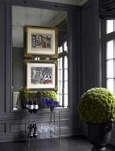 Darcy Bonner & Associates | Lake Forest Showhouse | Entry
