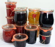 fudge ripple: jams and jellies