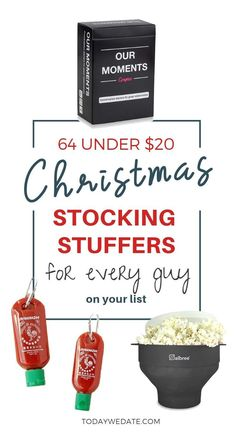 03e48b6a2597 64 Awesome Stocking Stuffers For Him That Cost Less Than  20