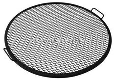 Sunnydaze X Marks Outdoor Fire Pit Cooking Grill Grate. Creates perfect grill marks on food without any hassle. Enjoy an evening of grilling with this cooking grate! X-marks fire pit cooking grill for tripod or placing on fire pit. Fire Pit Grate, Fire Pit Bbq, Metal Fire Pit, Fire Pit Ring, Fire Pit Backyard, Fire Pits, Fire Pit Screen, Fire Pit Food, Metal Grill