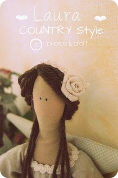 Country style: Aspettando l'estate..un nuovo angelo