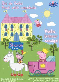 Peppa Pig https://www.etsy.com/shop/BolleBluParty?ref=si_shop Peppa e George http://www.elo7.com.br/bolleblu/peppa-pig/al/69099