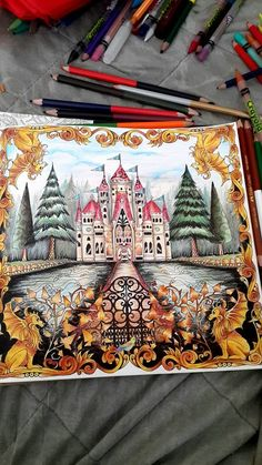 --> For the most popular adult coloring books and supplies including colored pencils, drawing markers, gel pens and watercolors, visit our website at http://ColoringToolkit.com. Color... Relax... Chill.
