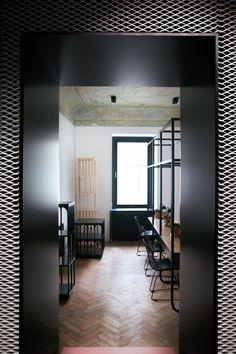 Nail Shop 1.0 by Crosby Studio | Yellowtrace
