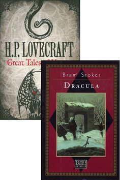 "If you liked seeing men of science take on the unknown in ""THE DUNWICH HORROR"", try DRACULA."
