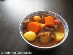 Wandering Chopsticks: Vietnamese Food, Recipes, and More: Bo Kho (Vietnamese Beef Stew)
