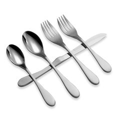 There's just something about the Knork flatware that makes food taste better. We have two sets.