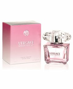 Versace Bright Crystal Eau de Toilette, 3 oz