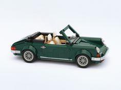 My Porsche in Irish Green http://www.flickr.com/photos/buildme/31358916042/