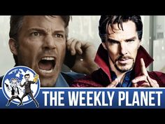 Doctor Strange Spoiler Review & Batman Woes- The Weekly Planet Podcast - Video --> http://www.comics2film.com/doctor-strange-spoiler-review-batman-woes-the-weekly-planet-podcast/  #DoctorStrange
