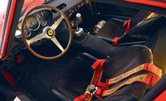 Top 10 Most Expensive Cars Sold at Pebble Beach: Ferrari, Ferrari, Ferrari . . . (and a Ford!) - Photo Gallery of Auto Shows from Car and Driver - Car Images