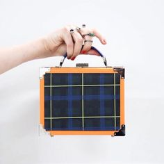 Plaid Truck Clutch #Aspinalxetrececile #etrececile