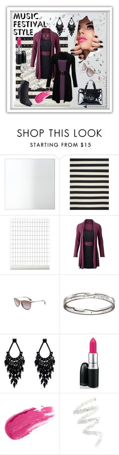 """""""Music Festival Style - from Italy"""" by tempestaartica ❤ liked on Polyvore featuring By Lassen, Safavieh, ferm LIVING, Abito, Ray-Ban, Armani Jeans, Georg Jensen, Oasis, Cynthia Rowley and contestentry"""