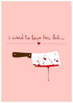 Guns 'n Roses - I Used to Love Her lyric