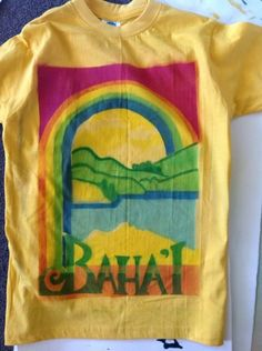 Bahai tshirt