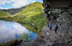 HikingAurlandsvalley