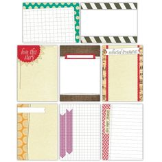 journaling cards. #printable
