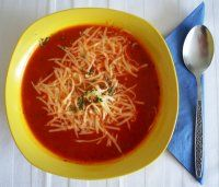 Paradajková polievka Thai Red Curry, Food And Drink, Ethnic Recipes