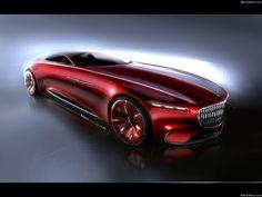Mercedes-Benz Vision Maybach 6 Concept