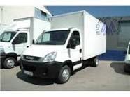 SA: transporte terrestre por carretera - góndola con caja cerrada isoterma