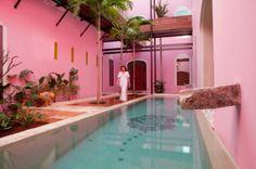 Mexican hotel Mérida, Yucatán