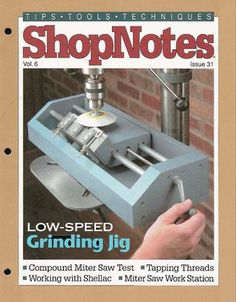 Shopnotes issue 31