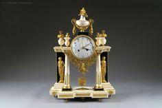 Potale clock called revolution 1792-1805