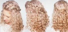 Si todavía no te sale bien el trenzado de cabello, entonces vale la pena ver este tutorial. Ofrece una guía detallada paso a paso de cómo lograr este look.