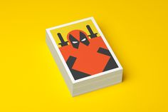 Re-Vision — Postcards by Forma and Co , via Behance