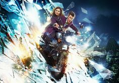 The Doctor is Back... on A Cool Bike... with a Cool/Hot Chick called Clara