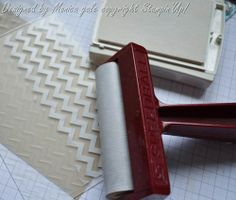 Turning Embossing Folders into a Letterpress