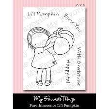 mft doodle Pure Innocence Li'l Pumpkin