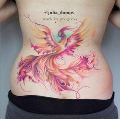 Julia Dumps - Inkspiration World