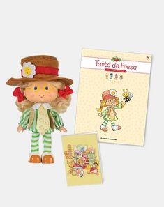 Vintage Strawberry Shortcake, Childhood Memories, Handmade Items, Teddy Bear, Dolls, Retro, Friends, Classic, Strawberry Shortcake Doll