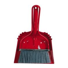 Dulton Son of Smiley Dustpan & Brush Set