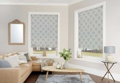Designer Fabric Saxonwold Roller Blind with Open cassette