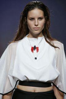 POL: Colaboración con Julieta Álvarez Detail, Tops, Women, Style, Fashion, Swag, Moda, Women's, Fashion Styles
